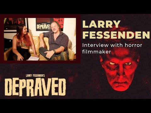 Interview with Larry Fessenden | Writer/Director of DEPRAVED