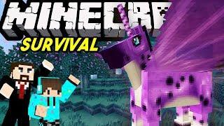 RAMUAN AJAIB YANG BISA MERUBAH KUDA TERLANGKA ! Minecraft Survival #28