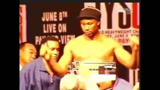 Lennox Lewis Master Class Knockouts