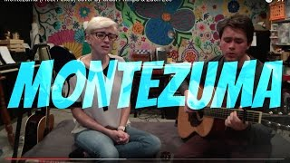Montezuma (Fleet Foxes) cover by Graci Phillips & Zach Lee