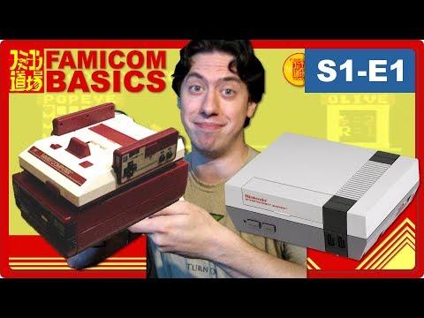 Famicom and Disk System - The Japanese NES // Famicom Dojo / Retro History