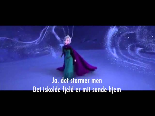 Lad-det-ske-lyrics-sangtekst