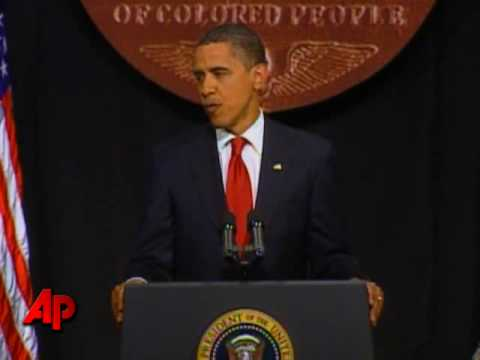 Obama: Civil Rights Leaders Paved Way for Him