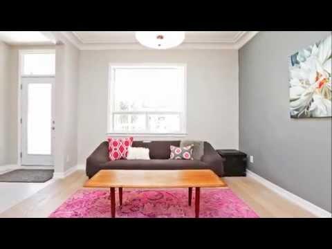 88 Ulster Street – Harbord Village South Annex Toronto Home