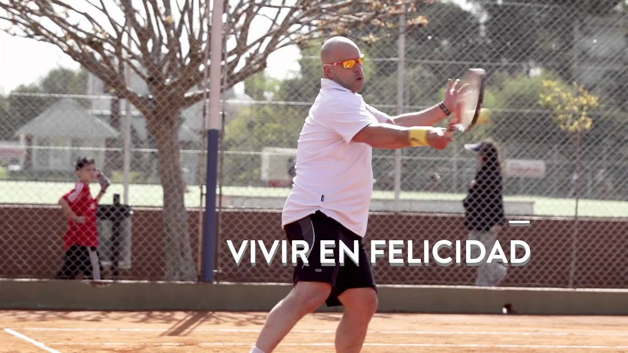 Vivir el deporte es vivir en felicidad