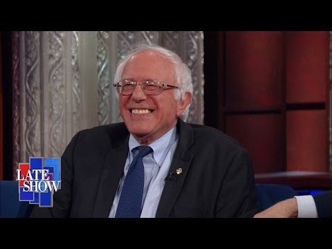 Sanders Describes The Scene on House Floor During Sit-In