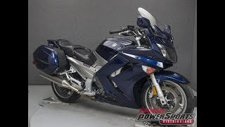 5. 2012  YAMAHA  FJR1300 W/ABS  - National Powersports Distributors