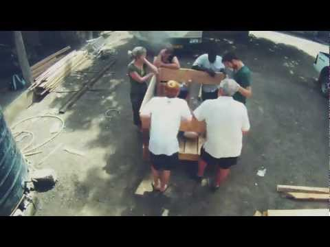 Building a Coop…Building Hope