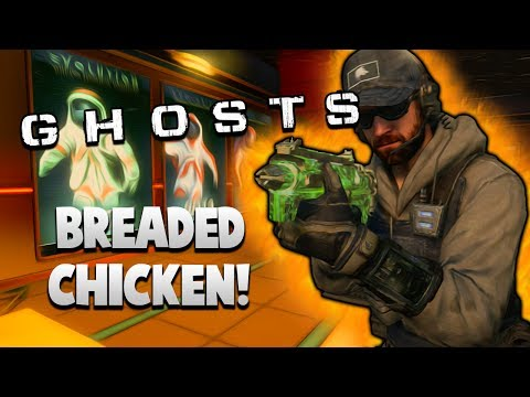 Breaded Chicken! – COD Ghosts (Jerome Goes And Finds Kids To Mess With!)