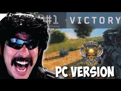 DrDisRespect's First BO4 Blackout Game on PC  - HighOctane Gameplay (9/14/18) (1080p60)