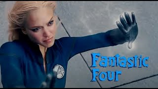 Video Invisible Woman using her powers - Fantastic Four 1&2 MP3, 3GP, MP4, WEBM, AVI, FLV Juli 2018