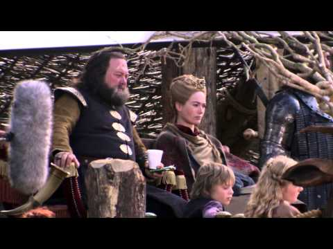 Game of Thrones Season 1: Episode #6 - The Making of a Princess (HBO)