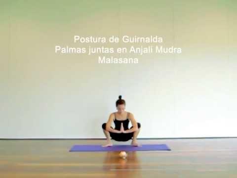 Yoga para brazos fuertes y balance