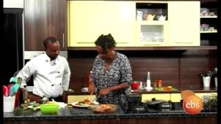 Giordana's kitchen show with Chef Yonathan