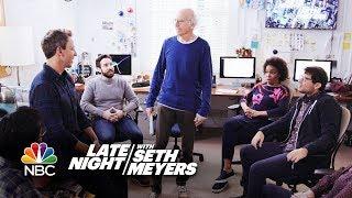 Video Larry David Joins the Late Night Writing Staff MP3, 3GP, MP4, WEBM, AVI, FLV Juli 2018