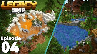 Legacy SMP 1 : Episode 4 : My FIRST SHOP!