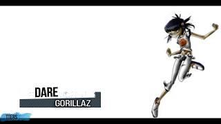 Dare ESPAÑOL/INGLÉS Gorillaz (Liryc + Sub)