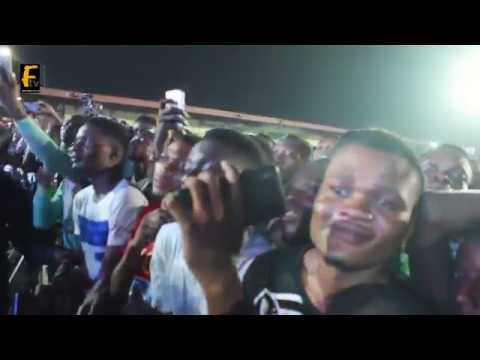 KENNY BLAQ, HUMBLE SMITH, MR  REAL, CREATE SCENE @ SMALL DOCTOR CONCERT OMO BETTER