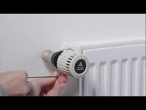 Comment demonter une tete thermostatique oventrop la - Demonter robinet thermostatique radiateur ...