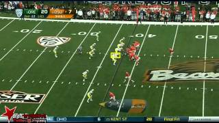 Taylor Hart vs Oregon State (2012)