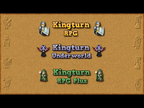 Video of Kingturn Underworld RPG