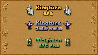 Kingturn RPG YouTube video