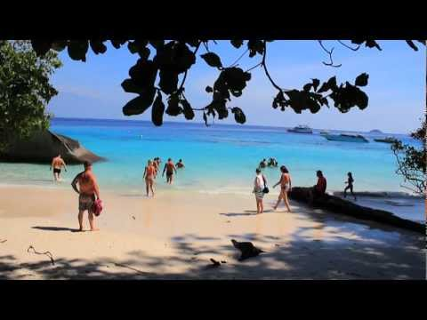 Thailand 2012 – Khao Lak, Phuket, Phi Phi, Karon Beach, Similan Island