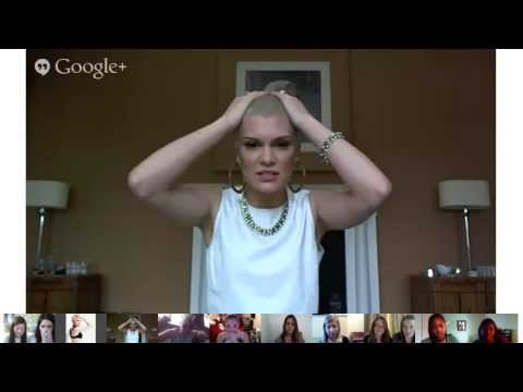 jessie j - Watch the full Google+ Hangout on Air with the world's first sneak of W.I.LD (23:15)... Follow Jessie J at plus.google.com/+JessieJ Skip to Jessie's performa...