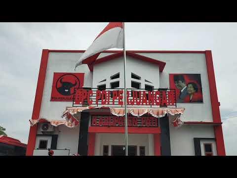 HUT PDI Perjuangan Ke-48 di Kantor DPC Kabupaten Pati