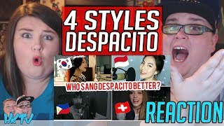 Who Sang It Better: Despacito (Philippines, Indonesia, South Korea, Switzerland) SUB OUR NEW REACTION CHANNEL! HugzNSam: https://goo.gl/9WG4vM ...
