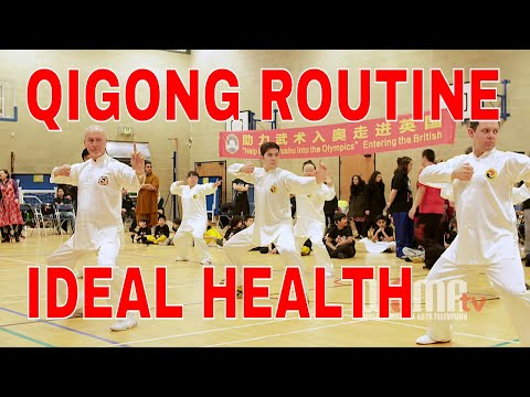 Special Qigong Performance Chinese New Year BEGINNERS & ADVANCED - Thời lượng: 6 phút, 14 giây.