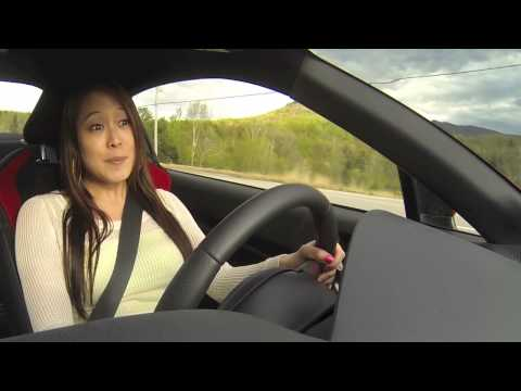 Wanna See Verena Mei DRIFT The Scion FR-S?
