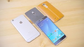 What's the Best Phone for Gaming? (2015)