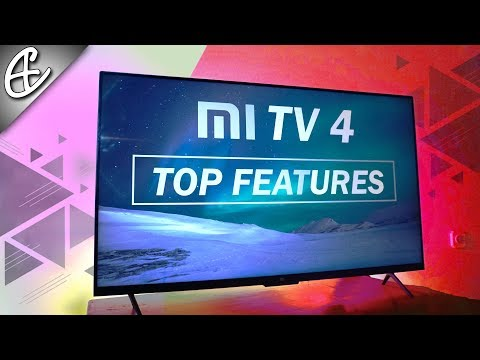 Xiaomi Mi TV 4 - TOP FEATURES You MUST Know! (видео)