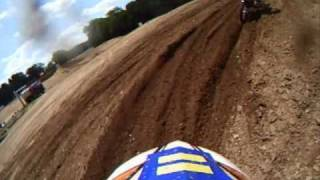 4. Riding the 2011 KTM 150 SX