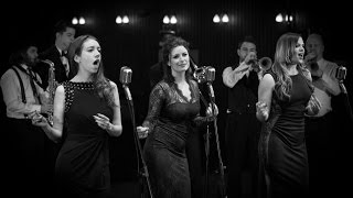 Royals - Lorde - Vintage/Swing Cover by Flash Mob Jazz ft Lady Armstrong