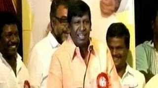 Vadivelu Avoids Politics Kollywood News 09/10/2015 Tamil Cinema Online