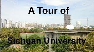 جامعة سيتشوان فيديو