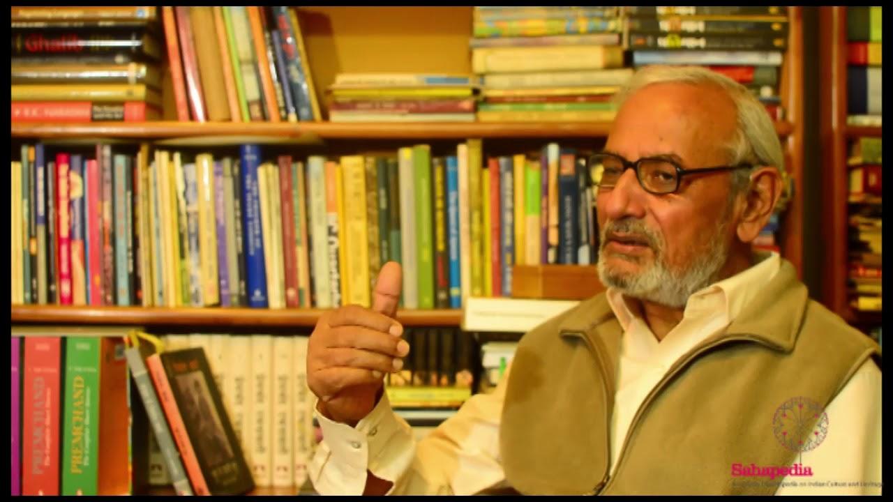 Nirmal Verma's Contribution to Hindi Literature: In Conversation with Harish Trivedi
