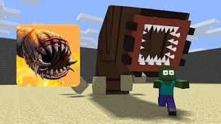Video Monster School : Death Worm - Minecraft Animation MP3, 3GP, MP4, WEBM, AVI, FLV Juni 2018