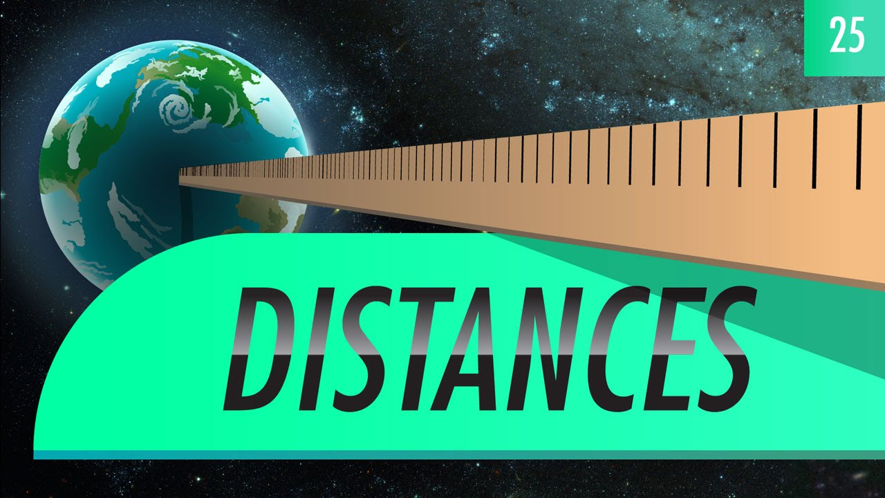 Distances (Crash Course Astronomy 25)