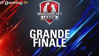 Grande finale - WOT Wargaming Gold League Europe