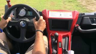6. 2017 Yamaha YXZ 1000R SS Launch Control Walkthrough