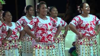 A tokelauan song sung by the Fakaofo kauhiva at the recent Tournament held in Nukunonu 2013. I don't know who composed this...
