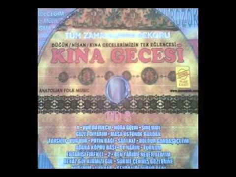 KINA GECESI OYUN HAVALARI CD 3 KOMPLE ALBUM..KESINTISIZ 53 DAKIKALIK OYUN HAVALARI