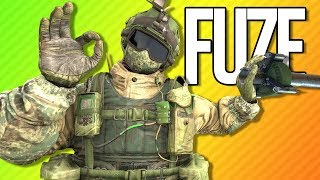 @%*^ING FUZE   Rainbow Six Siege