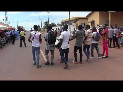 COTE D'IVOIRE: Festivité de la Journée Internationale de la Femme à Gagnoa