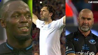 Video England XI vs World XI - Soccer Aid 2018 Highlights MP3, 3GP, MP4, WEBM, AVI, FLV Juni 2018