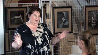 Galerie Lautner uspořádala přednášku Ludmily Vysloužilové