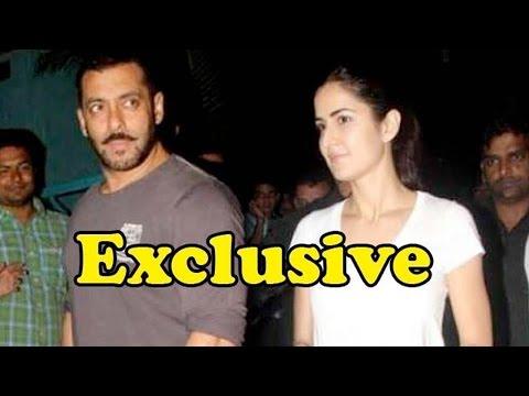 Salman Khan Leaves Shoot, Rushes To Meet Katrina K